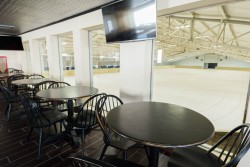 indoor arenas lounge