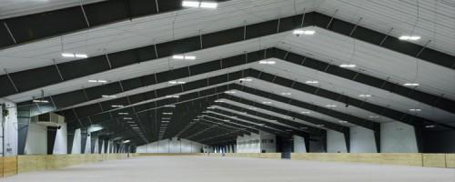 Rlargest indoor arena