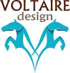 Voltaire Design, Logo