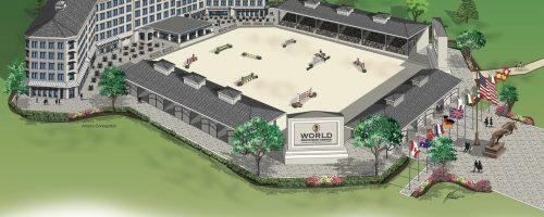 World Equestrian Arena