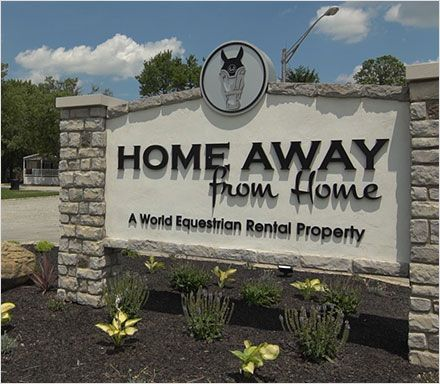 Home Away From Home Sign