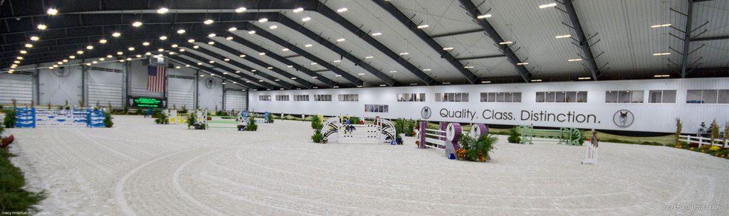 World Equestrian Center Wilmington - Ohio Arenas | WEC