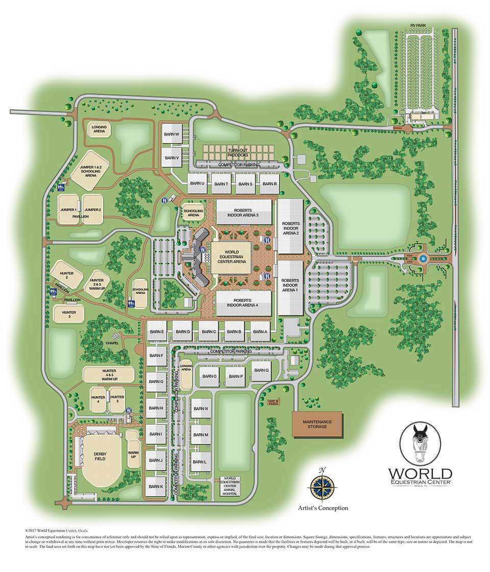 The Official World Equestrian Center Ohio Amp Florida Wec