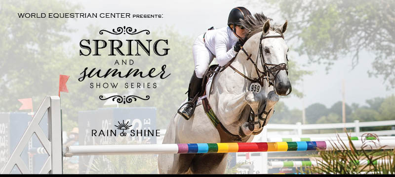 World Equestrian Center Expands Spring / Summer 2019 Horse