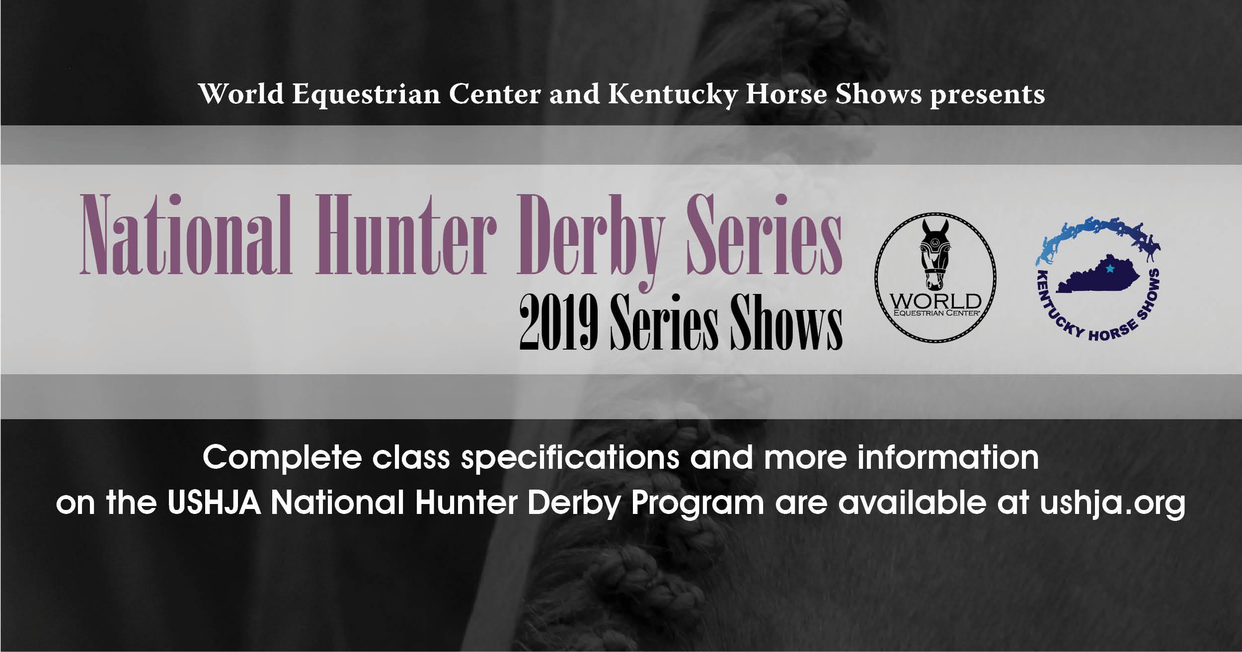 World Equestrian Center and Kentucky Horse Shows LLC Partner