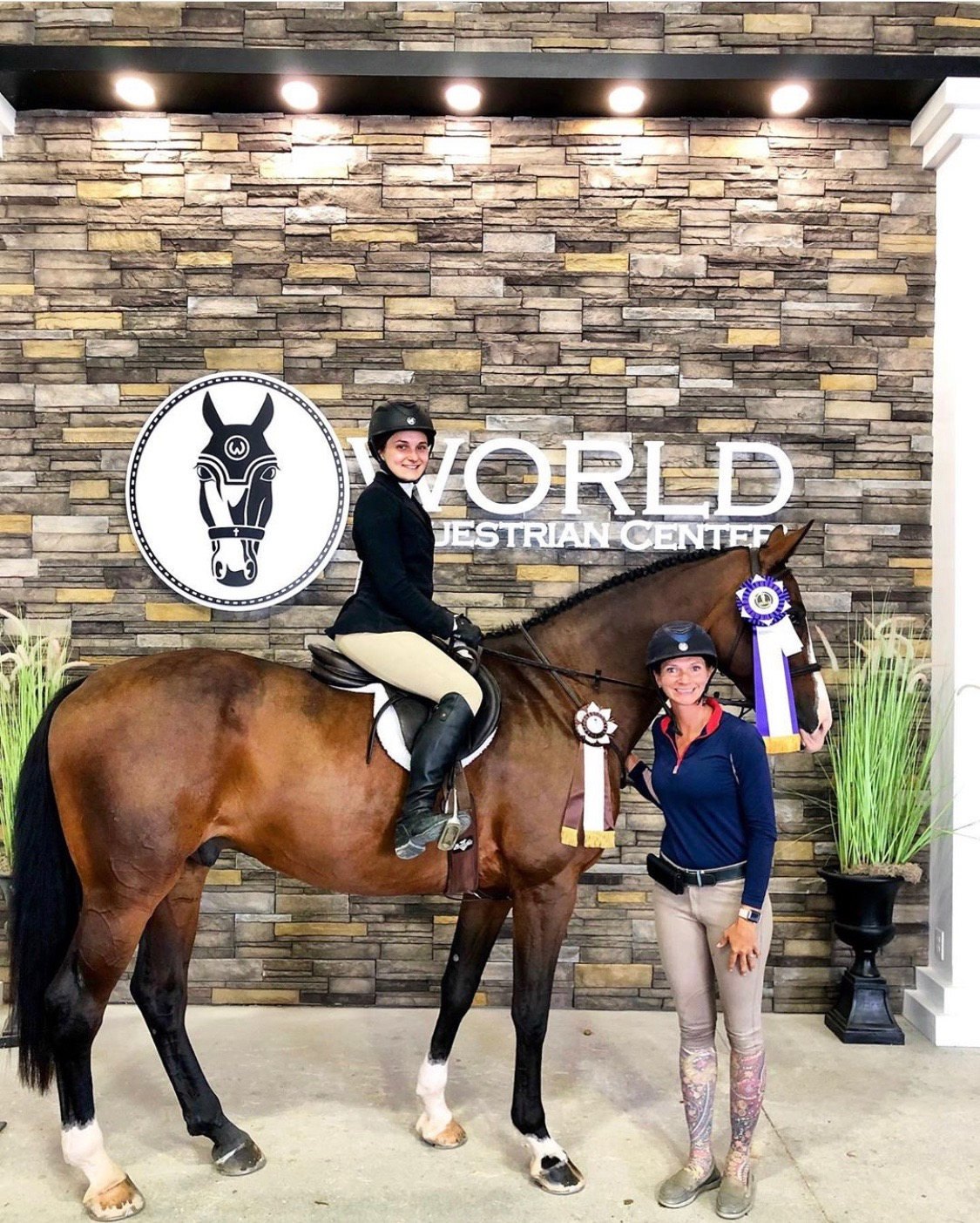 Strategic Land Purchases Elevate World Equestrian Centers