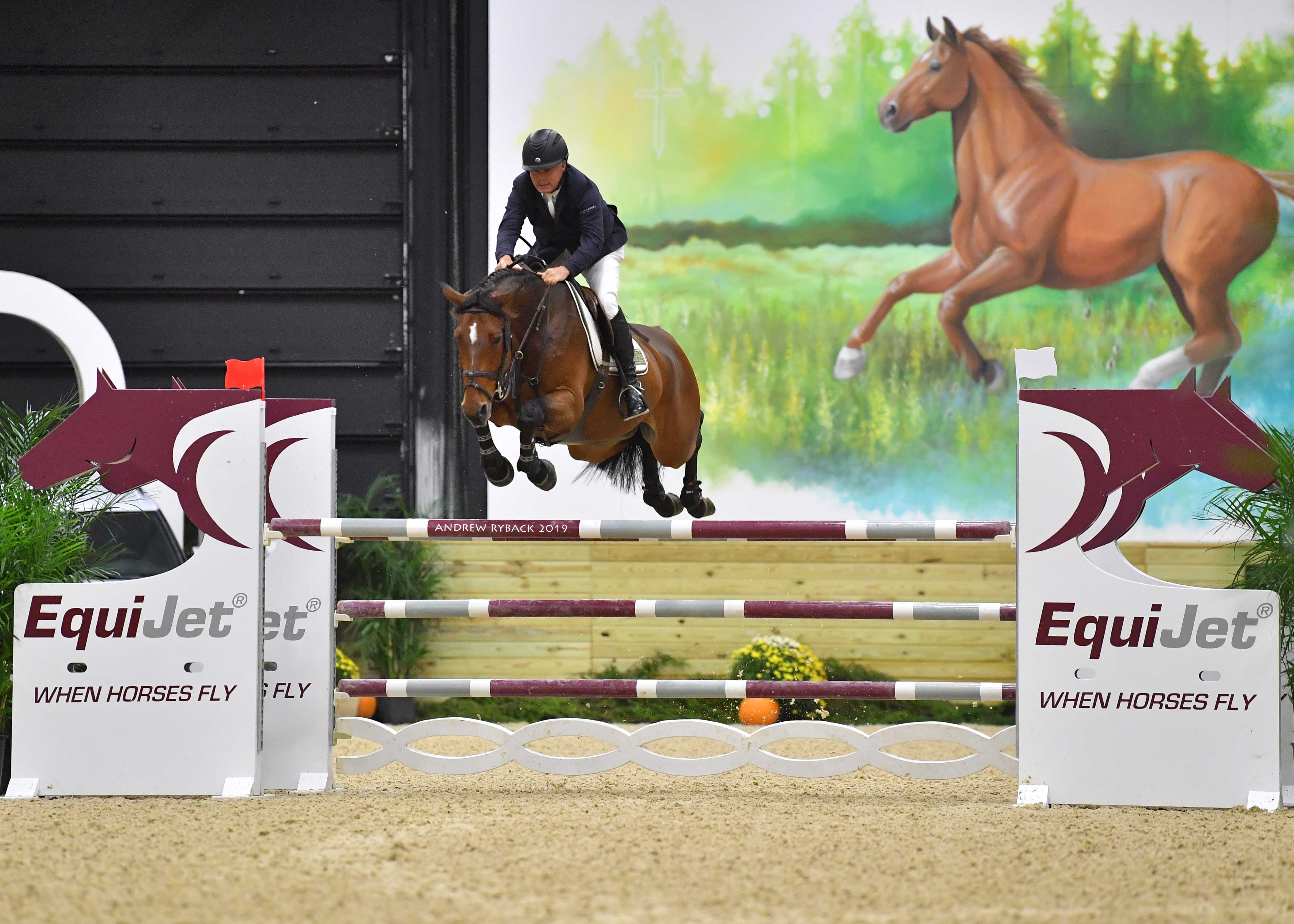 Ali Wolff Quirie 2 Victorious In The 50 000 World Equestrian Center Grand Prix World Equestrian Center