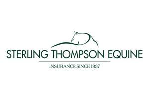 Sterling Thompson Equine, Logo