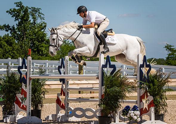 ocala equestrian jumper village horse arena rider and horse