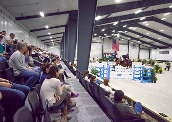 Ocala Equestrian Events Spectators