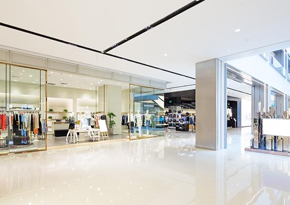 ocala paddock mall interior shops