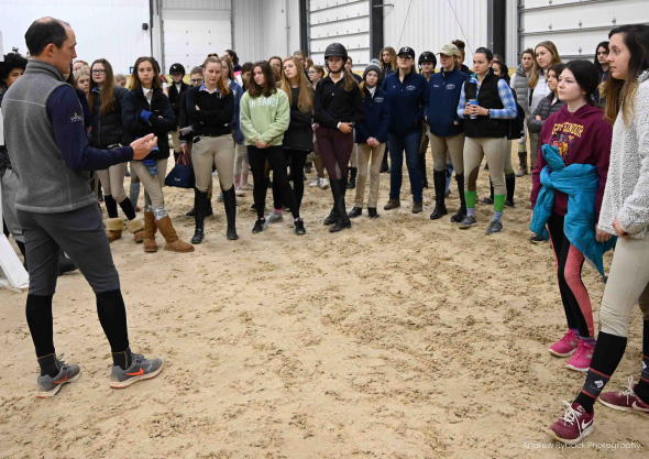 Wilmington Equestrian Events