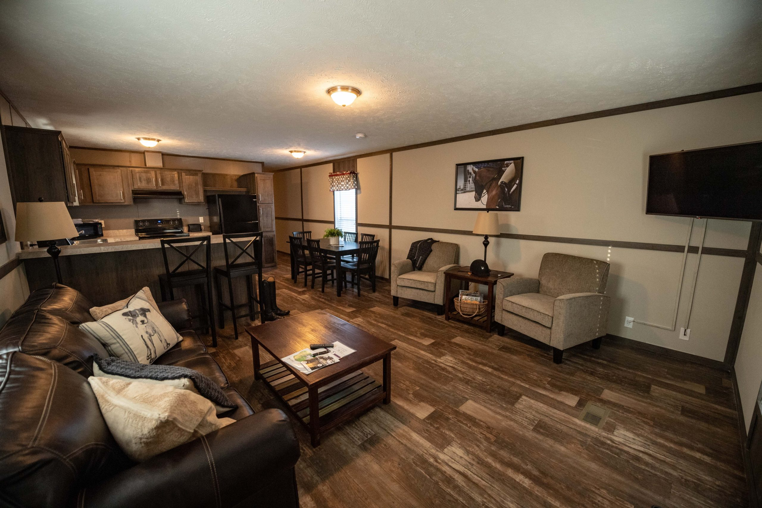 wilmington equestrian amenities accommodations rooms interior
