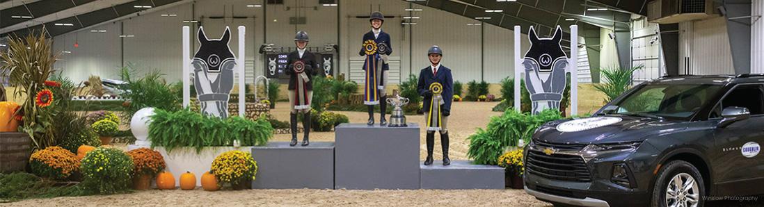 wilmington premier championship horse show header