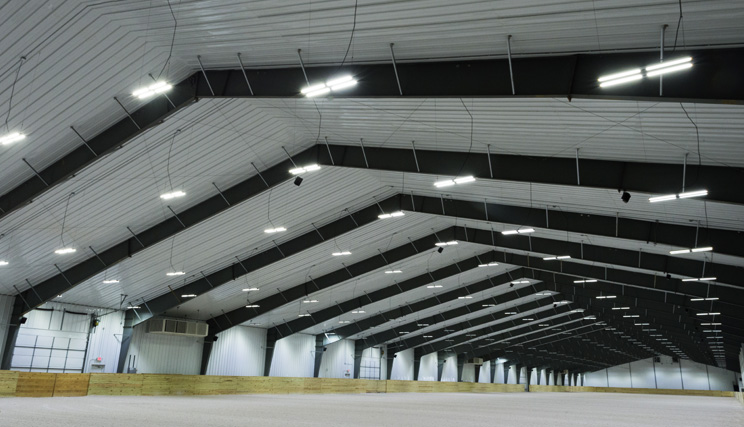 Roberts Arena Expands, Becoming the Largest Indoor Arena in the U.S.
