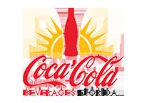 Coca-Cola Beverages Florida, logo