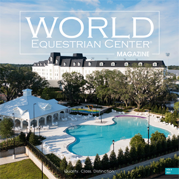 World Equestrian Center Magazine - VOL II 2021