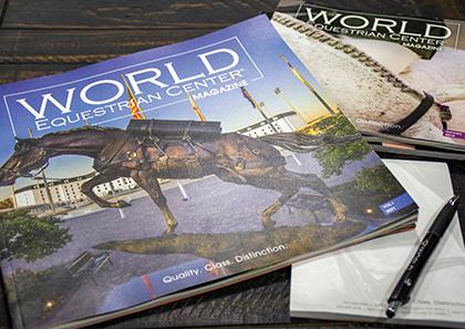 wec magazine cover