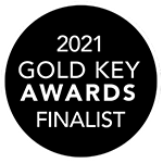 2021 Gold Key Awards Finalist